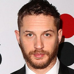 Tom Hardy with a beard.