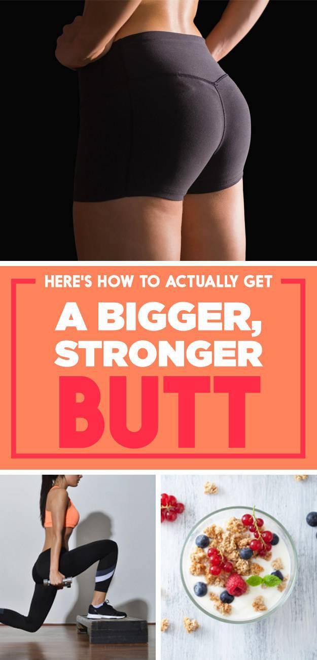 17 things you should know before trying to get a bigger butt buzzy