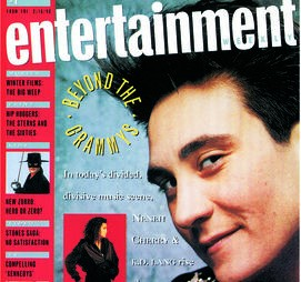 We knew K.D. Lang when.