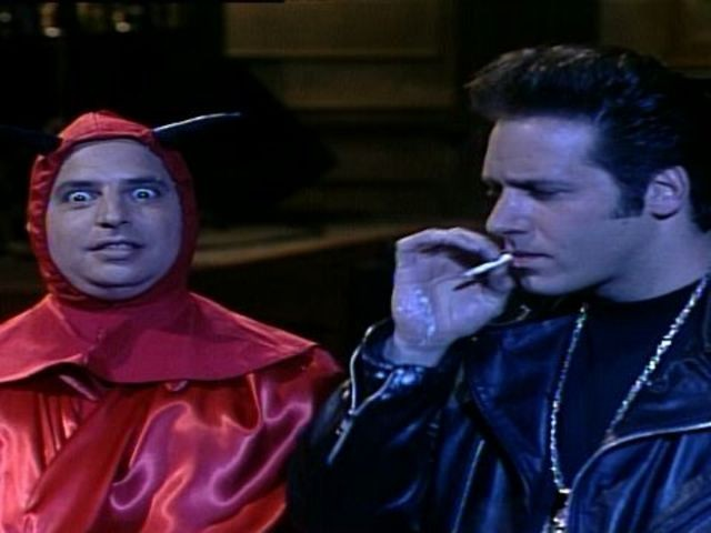 Andrew Dice Clay on 'Saturday Night Live.'