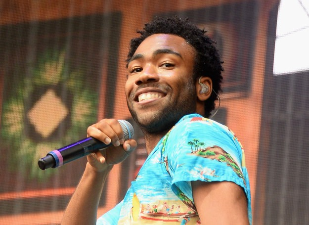 Childish Gambino / Donald Glover
