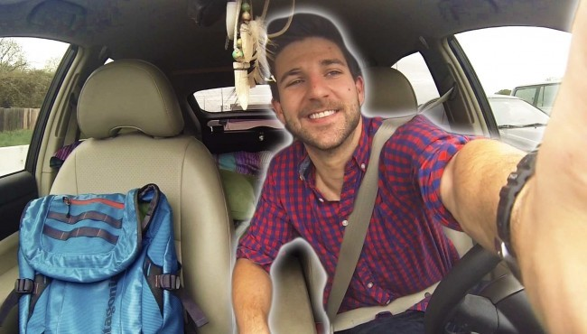 How (And Why) This Man Lived In His Car For Over A Year