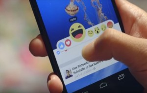 """Like"" buttons are so passé - Facebook unveils new ""reactions"""