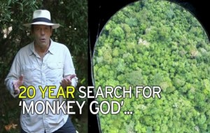 Real life Indiana Jones film maker thinks he's found the mysterious Lost City of the Monkey God