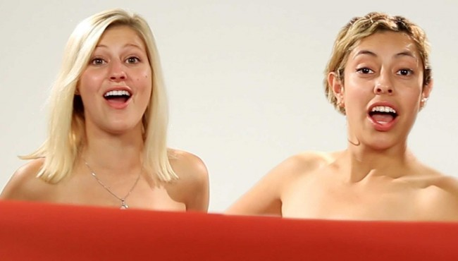 These Women Saw Their Besties Naked For The First Time… And It Wasn't That Awkward