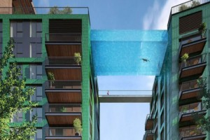 What Do You Think About London's 'Sky Pool'?